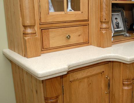 Image of stone countertop