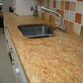 Kitchen 5 - Stone Surface