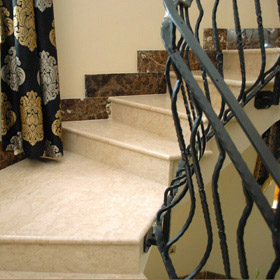 Stairs 2 - Stone Surface