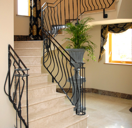 Image of Bespoke Marble Staircase